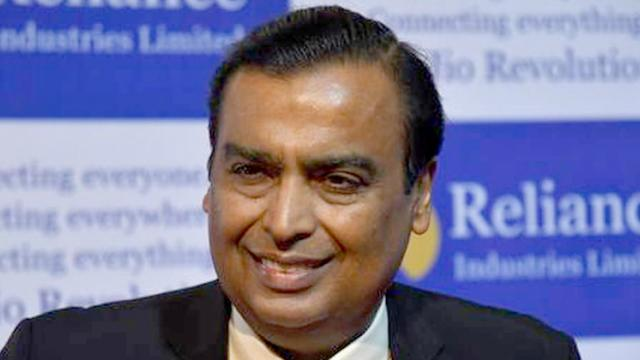 Mukesh Ambani overtakes Warren Bufett to become world's seventh richest
