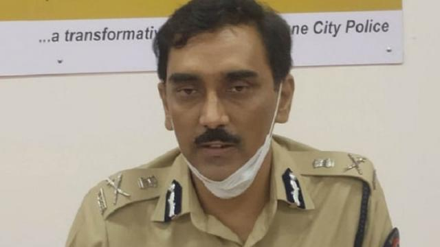 Pune: Don't trust strangers coming home for Covid-19 survey, warns Police Commissioner Amitabh Gupta