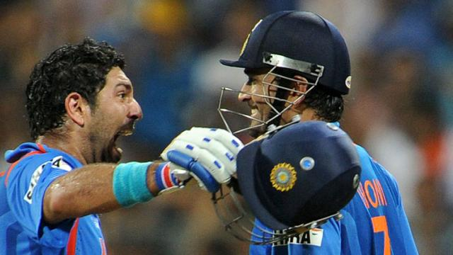 MS Dhoni had a lot of confidence in me till 2011 World Cup, says Yuvraj Singh