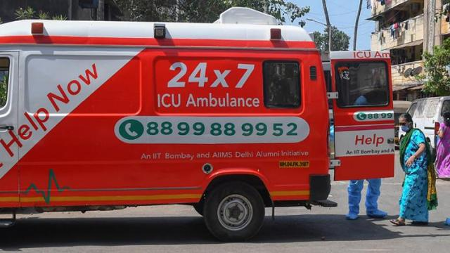 His family could not arrange for an ambulance as other service providers too refused service.