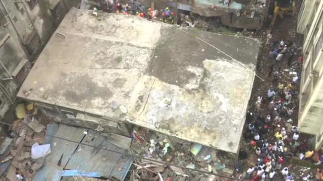 Bhiwandi building collapse: 10 killed, many feared trapped