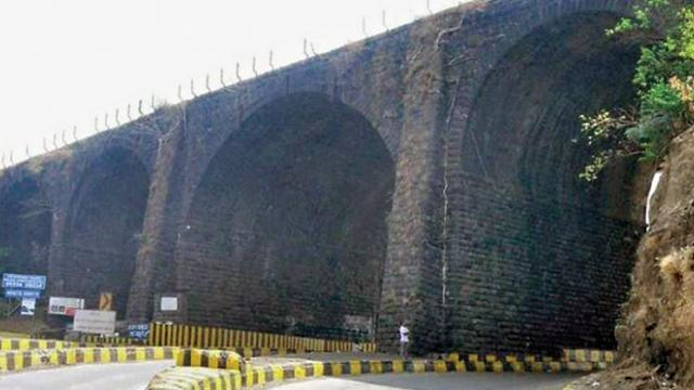 Coronavirus lockdown: Amrutanjan bridge that links Mumbai-Pune to be demolished