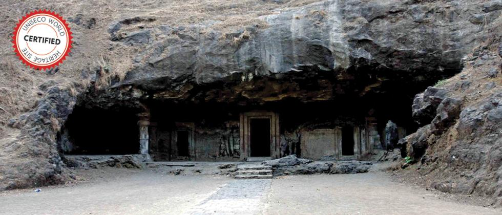 These are located in Western India on Elephanta Island (otherwise known as Gharapuri), which features two hillocks separated by a narrow valley. These archaeological remains reveal evidence of occupation from as early as the 2nd century BC. The rock-cut E
