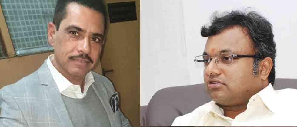 Two high-profile visitors at ED office on same day