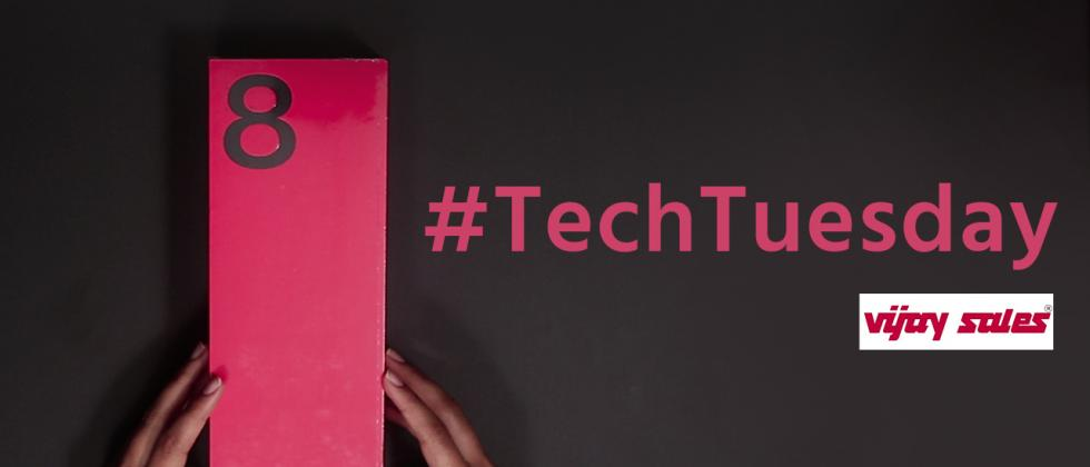 TechTuesday One Plus 8