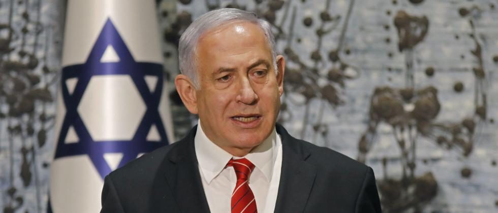 Benjamin Netanyahu given first chance to form new Israeli gov't