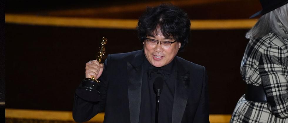 Bong Joon Ho creates Oscar history with best picture win for 'Parasite'