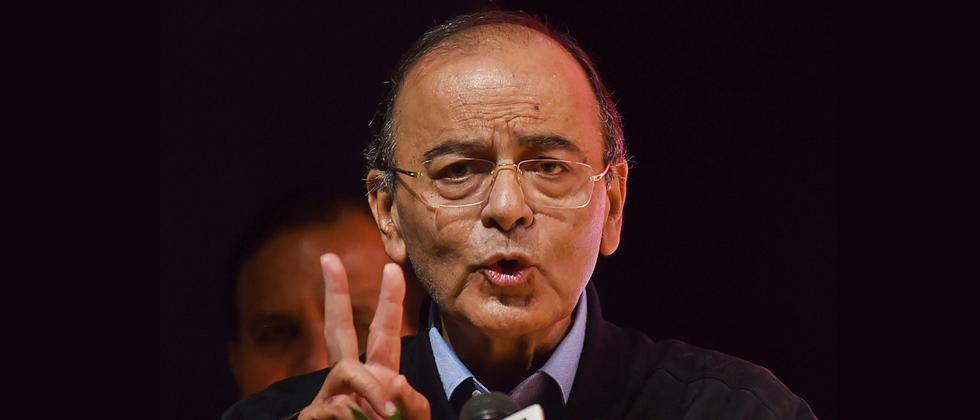 GST may become two-tier tax with merger of 12, 18 pc slabs: Jaitley