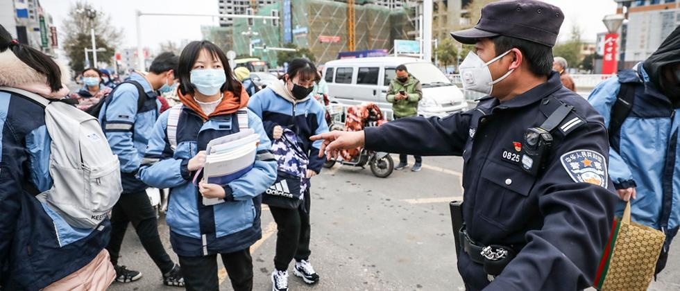 COVID-19: No new locally-transmitted cases in China