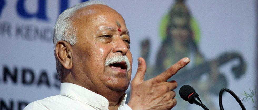 Bhagwats comment on army triggers outrage despite RSS clarification