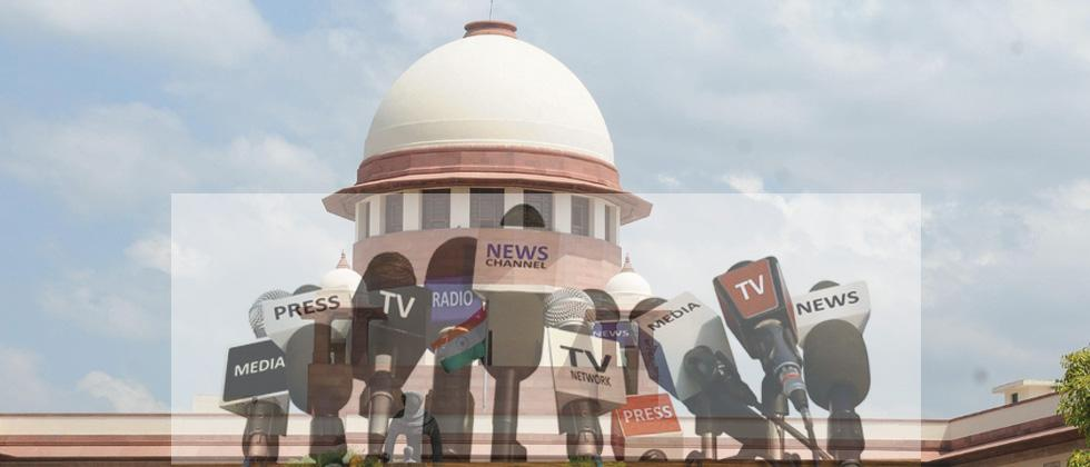 SC flays section of media for 'irresponsible reporting'