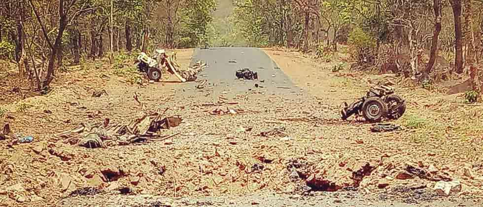 After blowing up troopers, Maoists threaten state government