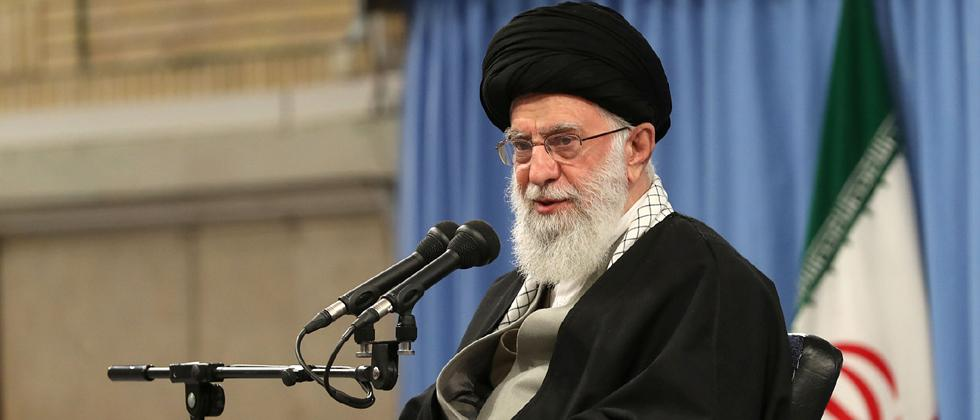 Khamenei says Iran must become strong to end 'enemy threat'