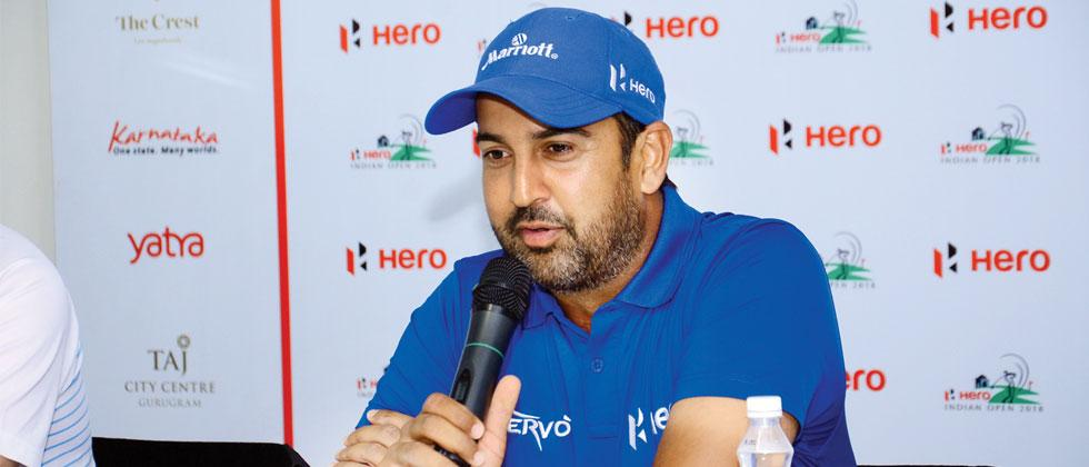 Kapur ready for his greatest test at Hero Indian Open