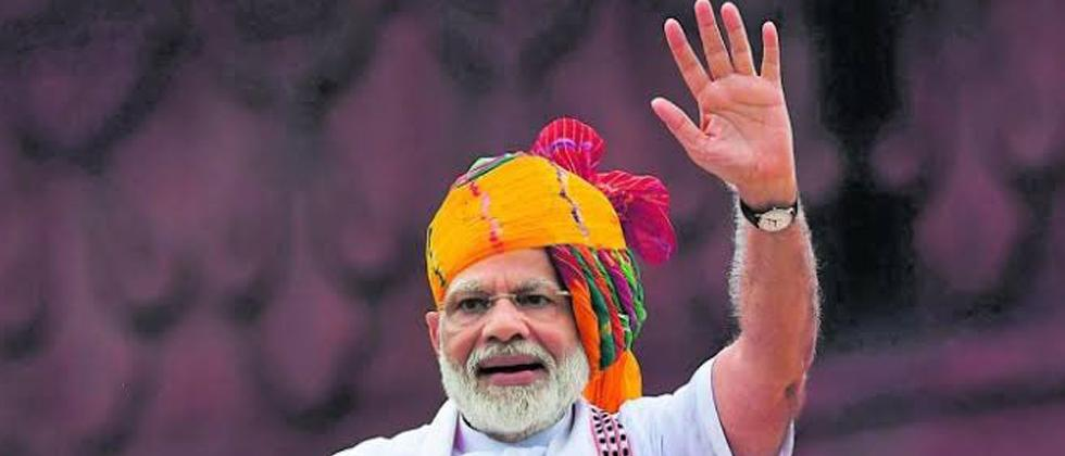 Prime Minister Narendra Modi turns 70: Leaders, Bollywood celebs, sports stars pour in birthday wishes