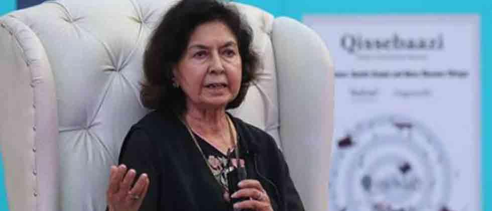 Cancellation of Sahgal's invite to literary meet draws flak