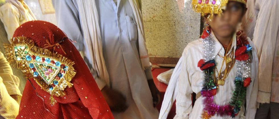KKPKP raising awareness on child marriage in State
