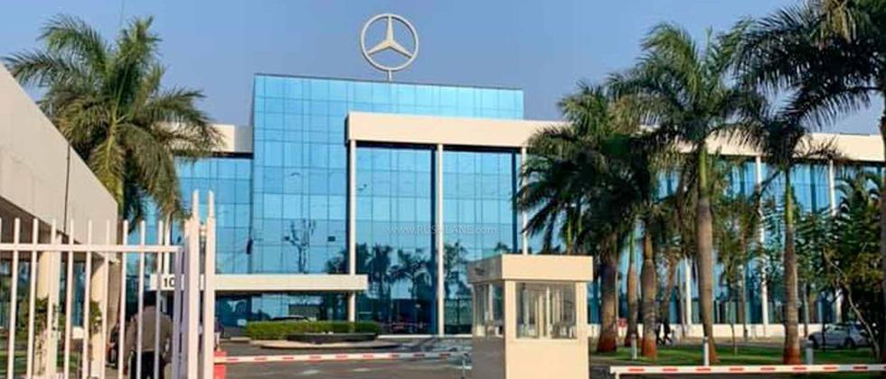 Coronavirus Pune: Mercedes-Benz to set up a temporary hospital in Pune