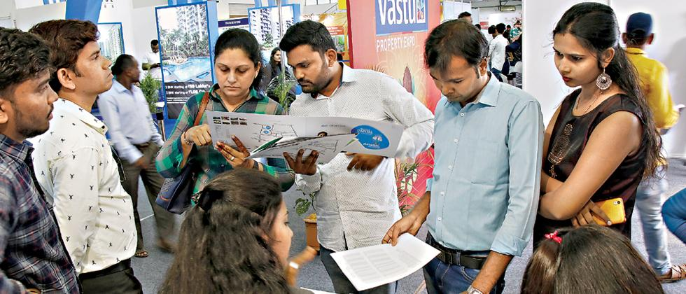 2-day Sakal Vastu expo kicks off in Chinchwad