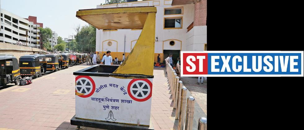 RTO prepaid booth at Pune Jn yet to open