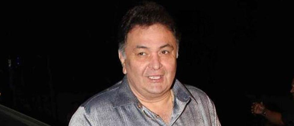 Rishi Kapoor admitted to HN Reliance Hospital