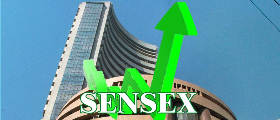 Sensex up 995 points as banking, finance stocks soar