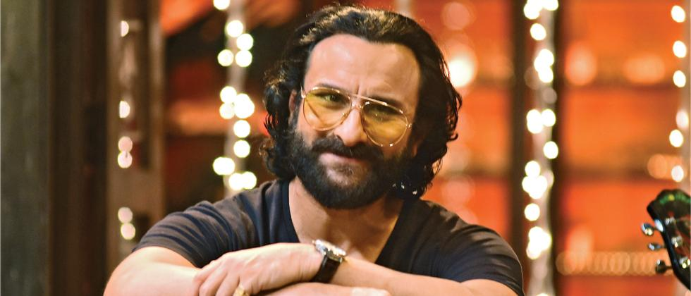 Saif Ali Khan to pen autobiography; scheduled to be launched in 2021
