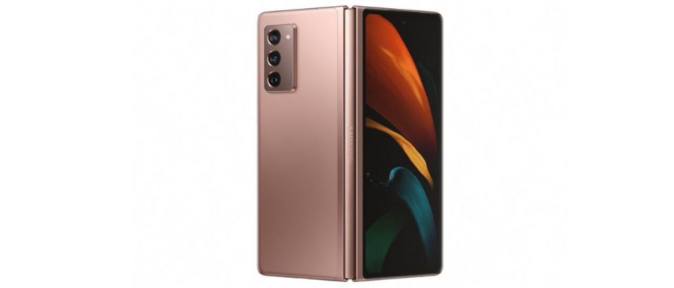 So far, Samsung has confirmed that the Galaxy Z Fold 2 features a 7.6-inch screen when unfolded while having a 6.2-inch cover display, both larger than its predecessor's 7.3-inch and 4.6-inch displays.