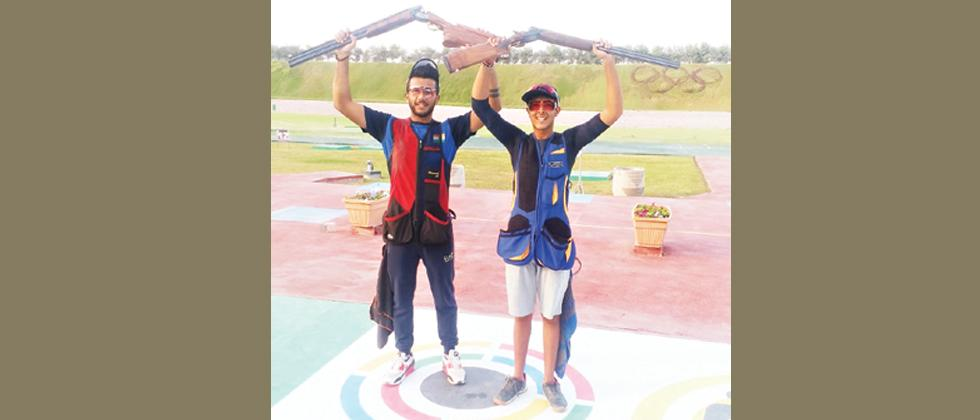 Vivaan, Esha win golden double as Indians dominate