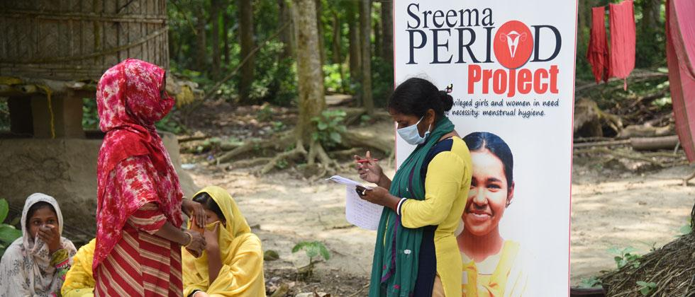 How a Bengal NGO is promoting menstrual hygiene and training women during the lockdown