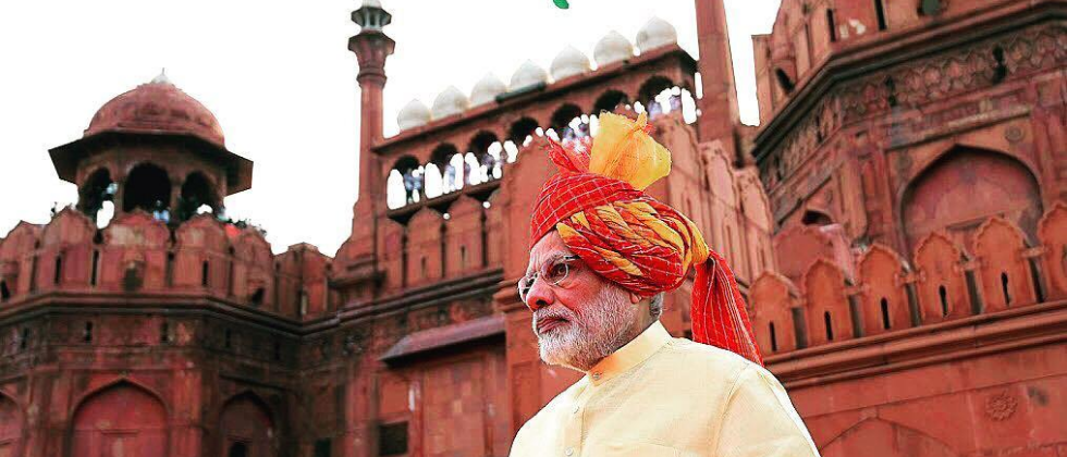 Fort Narendra Modi: Only one leader can breach the fortress
