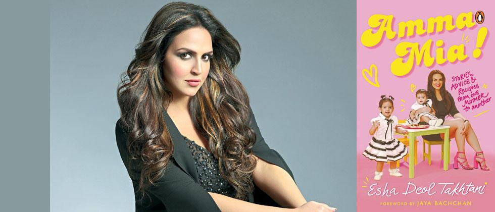 Esha Deol Takhtani opens up on her motherhood diaries