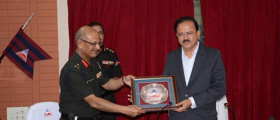 Indo-China border roads must be constructed faster: Bhamre