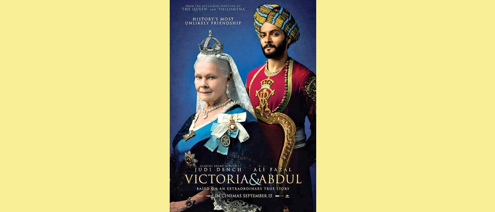 Victoria and Abdul to be screened at Venice International Film Festival