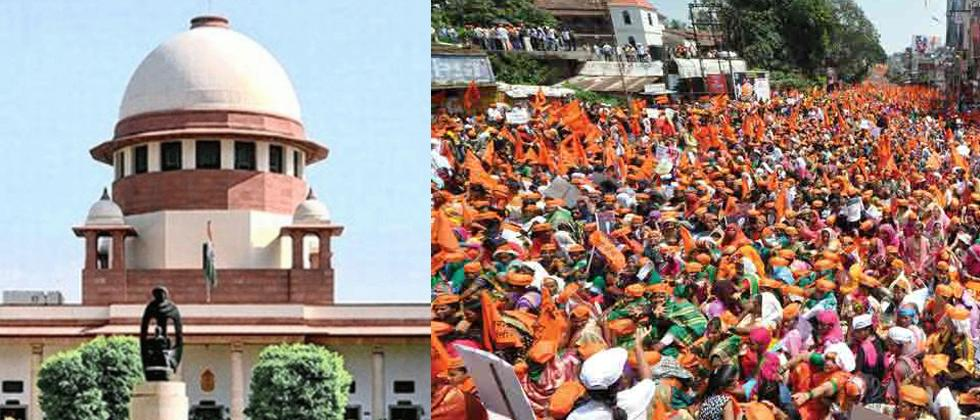 SC refuses to stay HC order on reservation to Marathas; to examine Maha law on quota