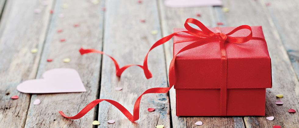 Think outside the (present) box