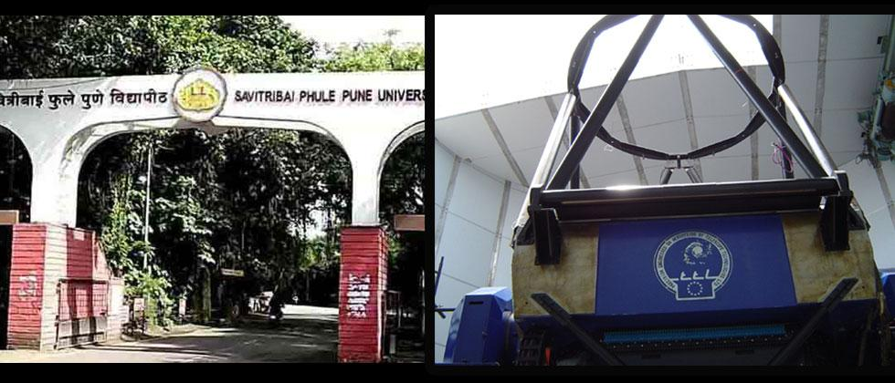 SPPU, IUCAA sign MoU for research