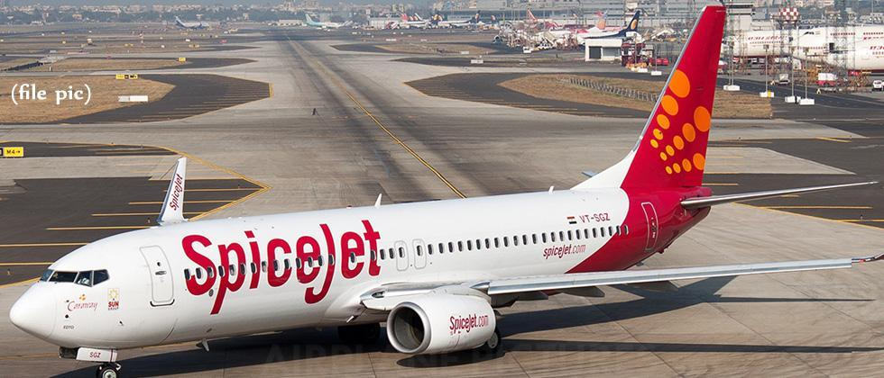 Adding the Netherlands to its international cargo network, SpiceJet carried 13 tonnes of cargo supplies to Mumbai.