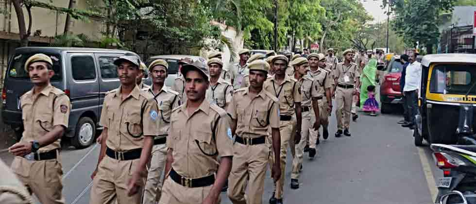 2.7 lakh paramilitary, 20 lakh state police deployed for LS polls