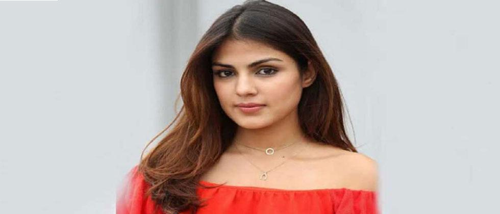 Bollywood actor Rhea Chakraborty was allowed to leave the National Control Bureau office here after a gruelling six-hour-long session of questioning on Sunday.