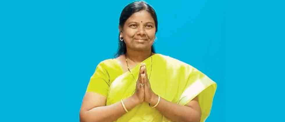 Kshirsagar unhappy about being the only female LS candidate