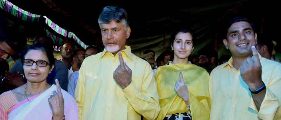 73 pc polling in AP