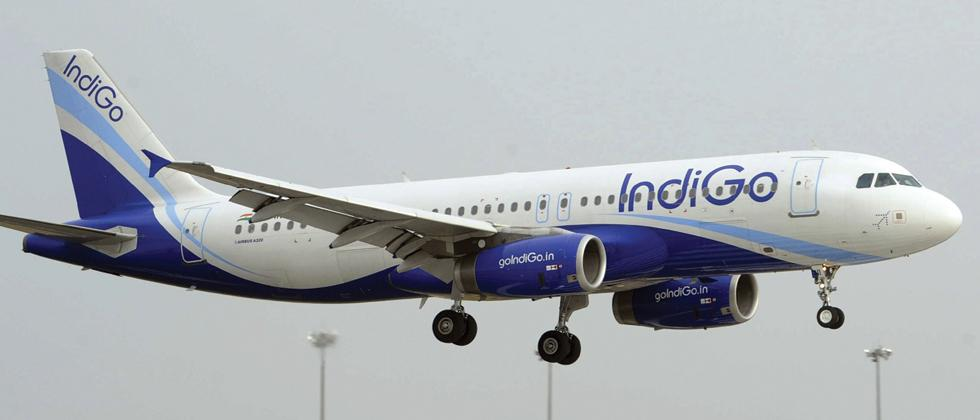 IndiGo Airlines announces salary cut for senior employees