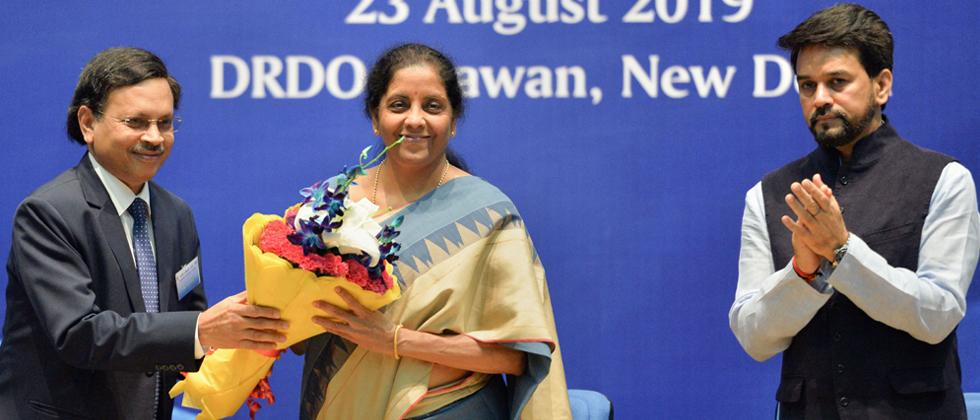 Prepare for new challenges, protect Indian cos from abuse by global firms: Nirmala tells CCI