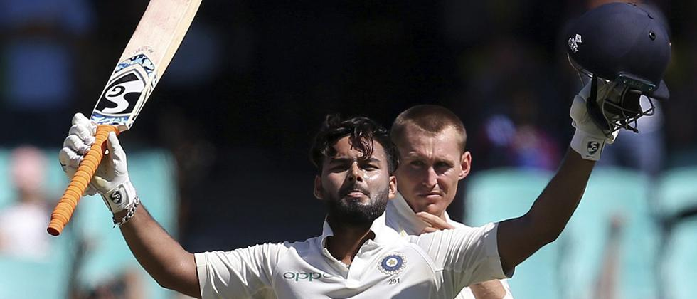 Pant comes to party with ton, India deflate Australia at SCG