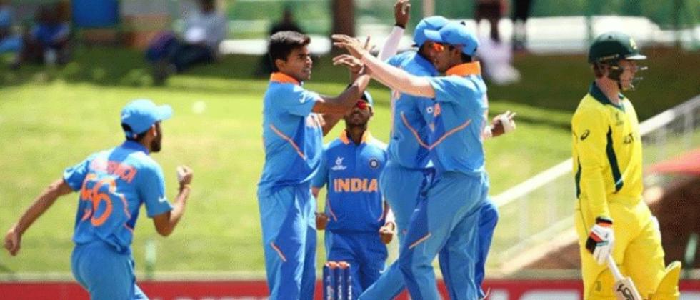 U19 WC: India reach semis after hard-fought win over Australia