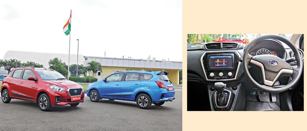 Datsun's twin launches fit the bill