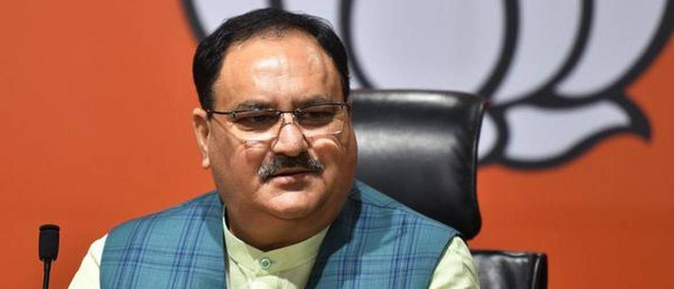 BJP President JP Nadda slams Rahul Gandhi on his COVID-19 comments