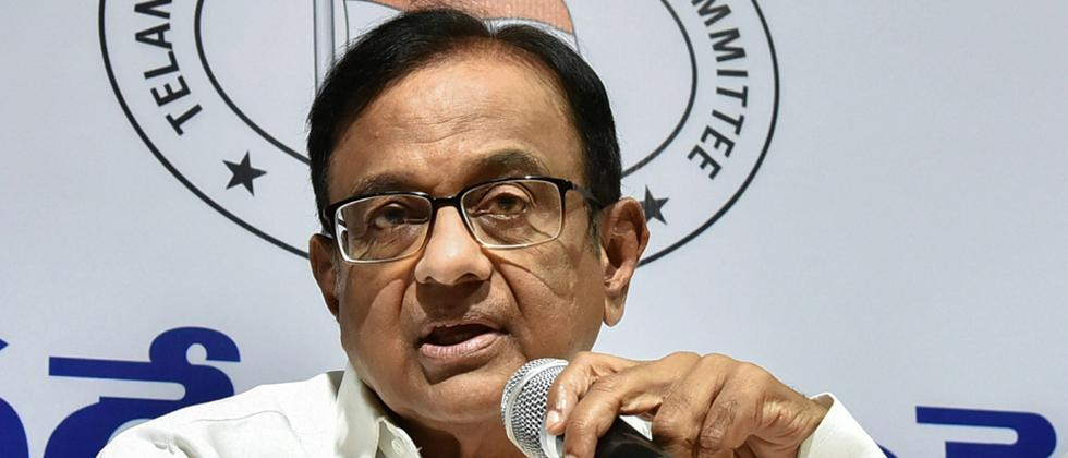 """Has PM Modi given """"clean chit"""" to China by saying no intrusion, questions P Chidambaram"""