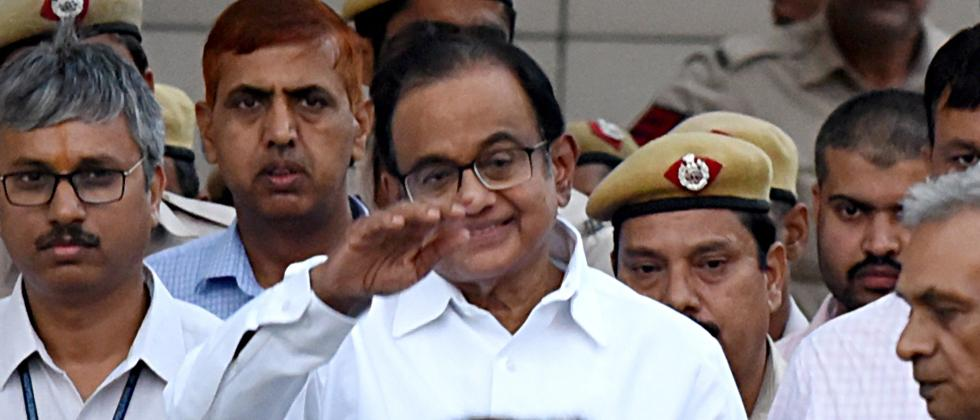 SC grants bail to Chidambaram in INX Media money-laundering case